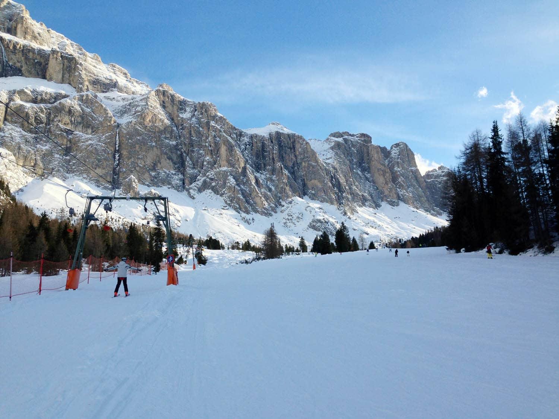 Ski Map Val GardenaAlpe di Siusi Dolomiti Superski