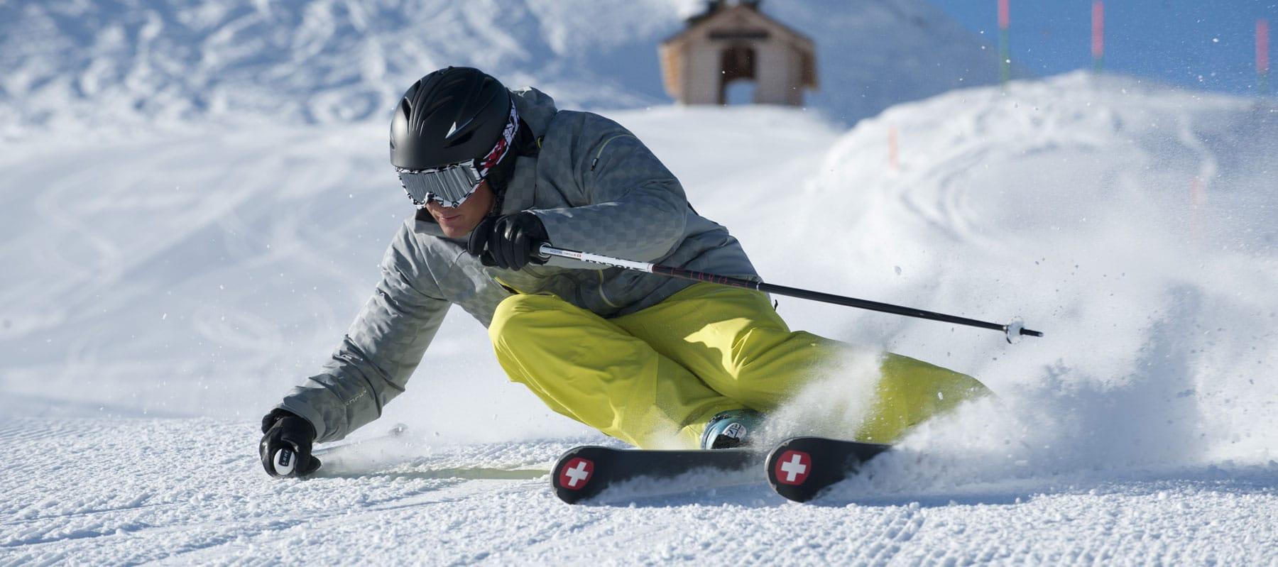 Servizio sci e snowboard in val gardena