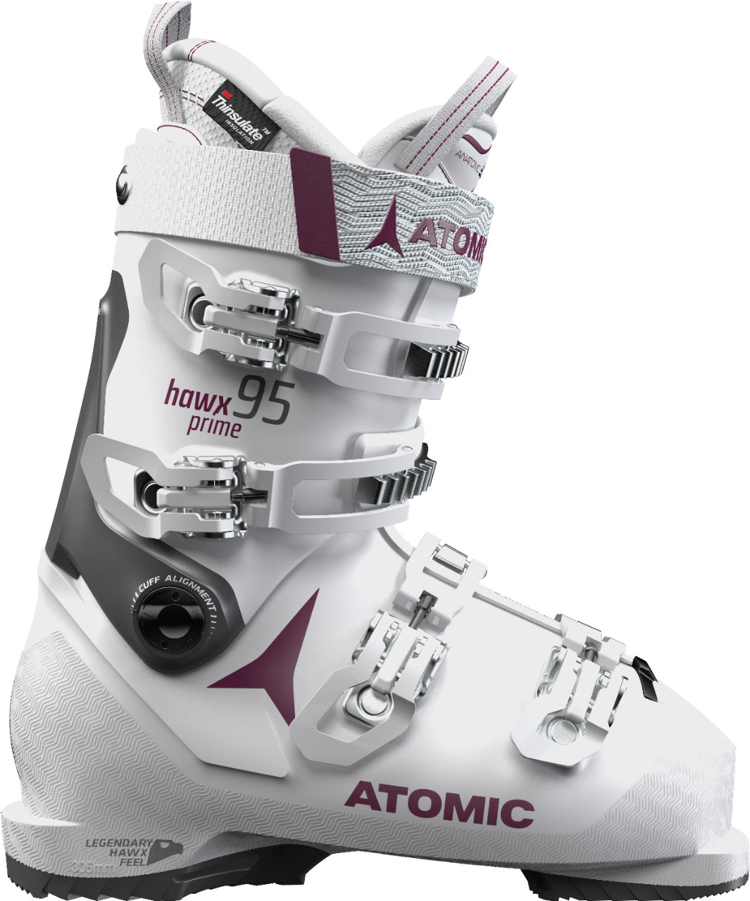 Atomic Hawx Prime 95 W (2019) Ski Boot Woman › INTERSPORT Rent Val ... 367e4f9aa