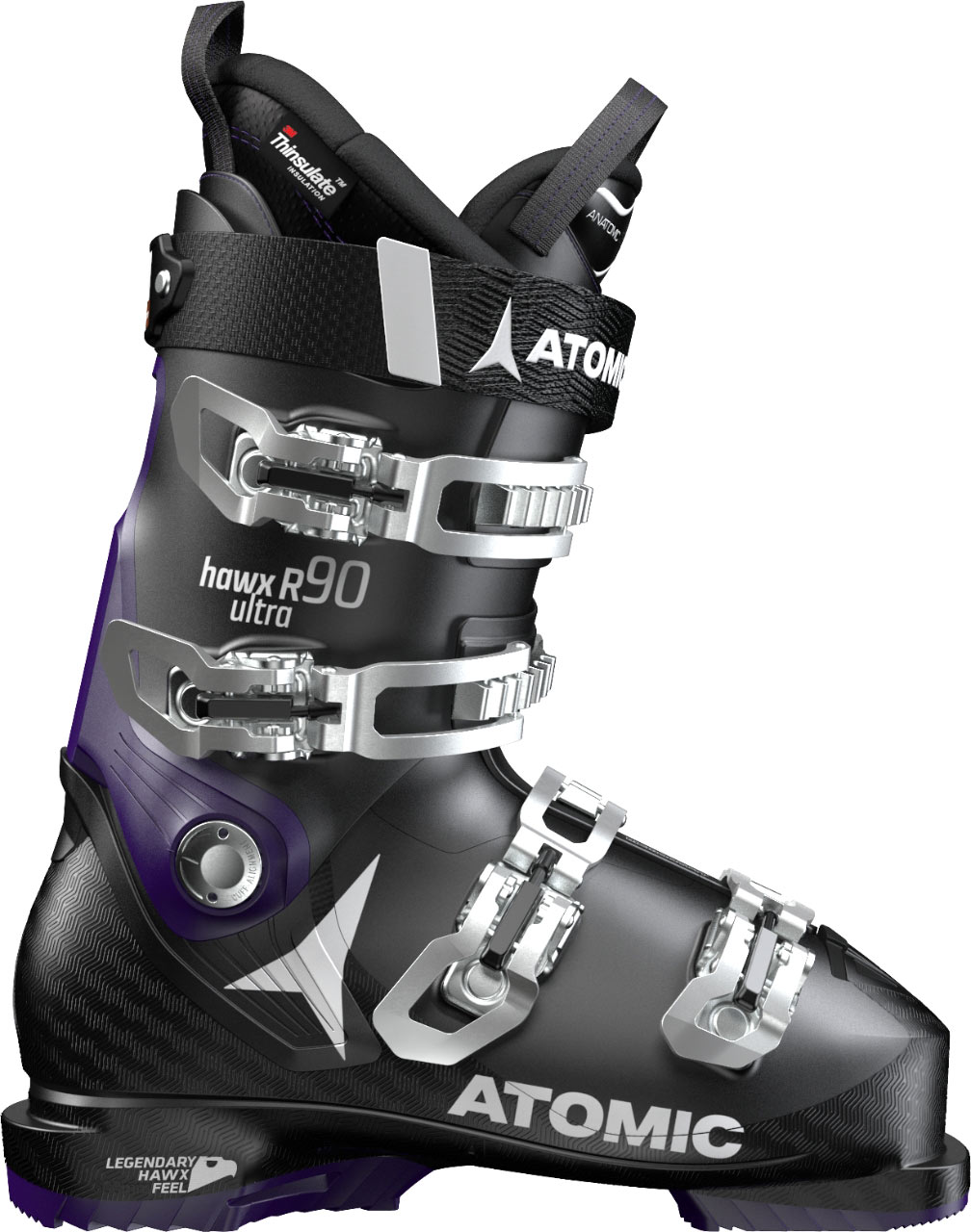 sale retailer cd978 293a4 Atomic Hawx Ultra R 90 W (2019) Ski Boot Woman